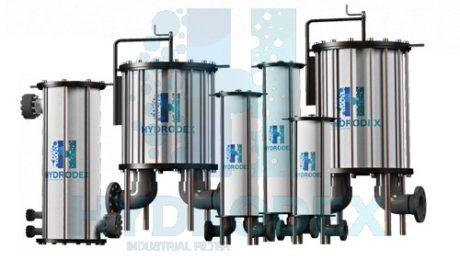Hydrodex industrial FRP cartridge filter housing filter vessel