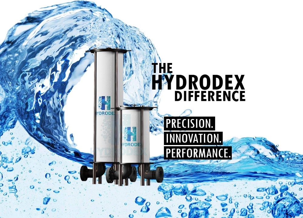 Hydrodex industrial cartridge filter and bag filter